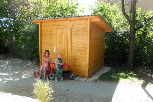 Spielgerätehaus von BECK Gartenhäuser, Spielgerätehäuser