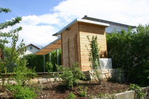 Technikhaus von BECK Gartenhäuser, Technikhäuser