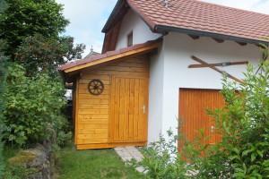 Gerätehaus von BECK Gartenhäuser, Gerätehäuser