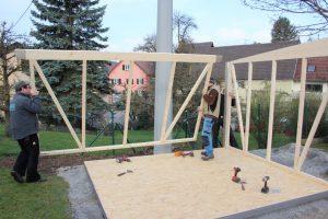 Selbstbauhaus von BECK Gartenhäuser, Selbstbauhäuser