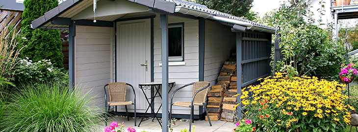 BECK Gartenhäuser