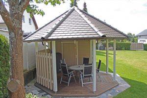 Sonderkonstruktionen von BECK Gartenhäuser