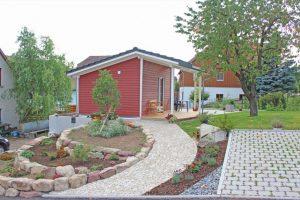 Wochenendhäuser Gartenhaus von BECK Gartenhäuser